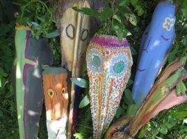 More garden spirits