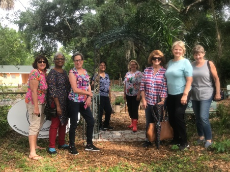 DI Garden Club visit 4.19.2019